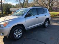 2007 Toyota RAV4 Base I4 4WD 4-Speed Automatic