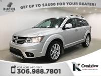 Pre-Owned 2013 Dodge Journey R/T AWD V6 | Sunroof | Navigation | DVD AWD Station Wagon