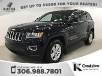 Pre-Owned 2014 Jeep Grand Cherokee Laredo V6 | Heated Seats and Steering Wheel | Sunroof | Remote Start 4WD Sport Utility