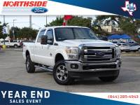 Certified Pre-Owned 2015 Ford Super Duty F-250 SRW Lariat 4WD