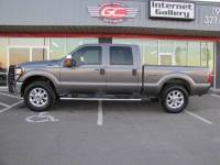 2014 Ford Super Crew F-250 4x4 XLT leather
