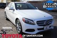 Pre-Owned 2015 Mercedes-Benz C-Class C 300 AWD