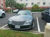 2005 Chrysler Crossfire Limited Convertible For Sale in Rio Grande City