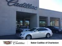Pre-Owned 2010 Cadillac CTS Wagon Performance Rear Wheel Drive Sedan