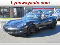 2012 Chevrolet Corvette 2dr Convertible w/3LT