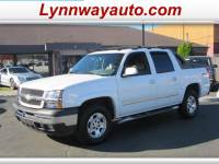 2006 Chevrolet Avalanche Z71 1500 4dr Crew Cab 4WD SB