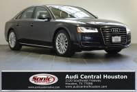 Certified Used 2015 Audi A8 4.0T (Tiptronic) Sedan in Houston, TX