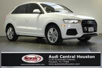 Certified Used 2017 Audi Q3 2.0T SUV in Houston, TX