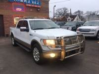 2011 Ford F-150 4x4 King Ranch 4dr SuperCrew Styleside 5.5 ft. SB