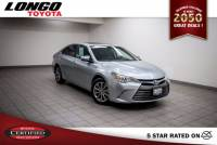 Certified Used 2015 Toyota Camry Hybrid XLE in El Monte