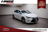 Certified Used 2016 Toyota Camry I4 Automatic XSE in El Monte