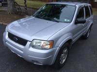 2004 Ford Escape Limited 4WD 4dr SUV