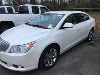 Used 2010 Buick LaCrosse CXL Sedan in Louisville