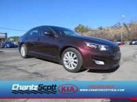 2014 KIA Optima EX Sedan