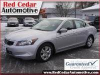 2009 Honda Accord LX-P 4dr Sedan 5A