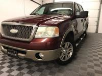 Used 2006 Ford F-150 Lariat leather 5.4L V8