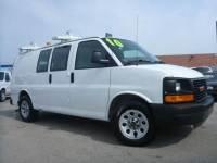 2010 GMC Savana Cargo AWD 1500 3dr Cargo Van