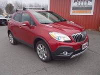 2016 Buick Encore AWD Leather 4dr Crossover