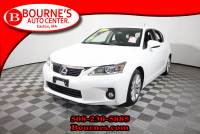 2012 LEXUS CT 200h (ECVT) w/ Navigation,Leather,Sunroof,Heated Front Seats, And Backup Camera.