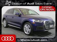 Certified Pre-Owned 2018 Audi Q5 Premium Plus