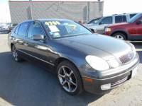 2002 LexusGS 300 4dr Sdn