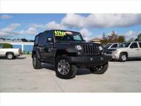 2017 Jeep Wrangler Unlimited Rubicon SUV For Sale In Yulee, FL