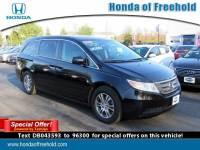 Pre-Owned 2013 Honda Odyssey EX-L Front Wheel Drive Mini-van, Passenger