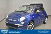 2012 FIAT 500 Lounge Convertible in Franklin, TN