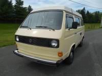 1981 Volkswagen Vanagon 3dr Camper Mini-Van