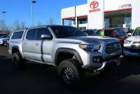 Used 2016 Toyota Tacoma 4WD Double Cab V6 AT TRD Off Road in Salem, OR