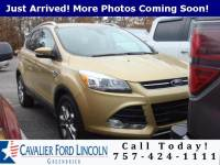 2015 Ford Escape Titanium SUV I4 16V GDI DOHC Turbo