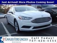 2017 Ford Fusion SE SEDAN I4 IVCT