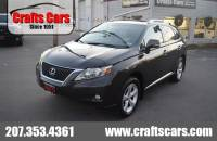 2010 LEXUS RX 350 Leather - Sunroof - AWD - CLEAN! SUV
