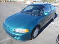 1995 Honda Civic EX 2dr Coupe