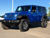 Used 2016 Jeep Wrangler Unlimited Rubicon For Sale in Peoria, AZ | Serving Phoenix | 1C4BJWFG7GL261017