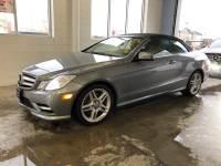 Certified Pre-Owned 2013 Mercedes-Benz E-Class E 550 Cabriolet in Columbus, GA