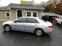 2005 Honda Accord EX V-6 4dr Sedan