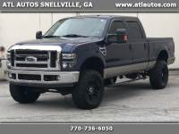 2008 Ford F-350 SD Lariat SuperCab SWB 4WD
