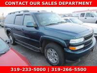 Used 2005 Chevrolet Suburban Z71 1500 4WD Z71 for Sale in Waterloo IA