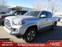 Used 2017 Toyota Tacoma TRD Sport V6 Truck Double Cab For Sale in Albuqerque, NM