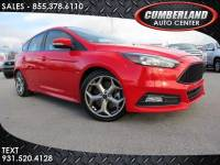 PRE-OWNED 2016 FORD FOCUS ST FWD 4DR CAR