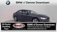 Certified Used 2016 BMW 328i near Denver, CO