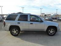 2008 Chevrolet TrailBlazer 4x4 LS Fleet2 4dr SUV
