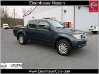 Used 2016 Nissan Frontier SV Truck Crew Cab Near Reading