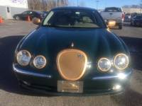 2001 Jaguar S-Type 3.0 4dr Sedan