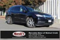 Used 2014 Acura MDX SH-AWD with Advance and Entertainment Package