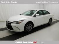 Pre-Owned 2015 Toyota Camry SE Front Wheel Drive 4dr Car