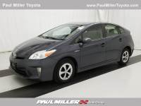 Pre-Owned 2015 Toyota Prius Three Front Wheel Drive 4dr Car