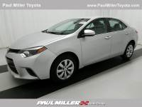 Pre-Owned 2016 Toyota Corolla LE Front Wheel Drive 4dr Car