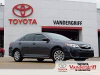 2013 Toyota Camry Hybrid Hybrid LE Sedan Front-wheel Drive